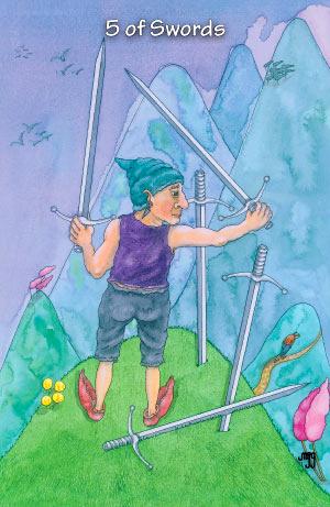 5-of-swords