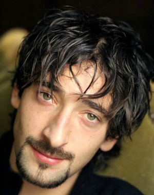 Adrien Brody - Venus in Aries