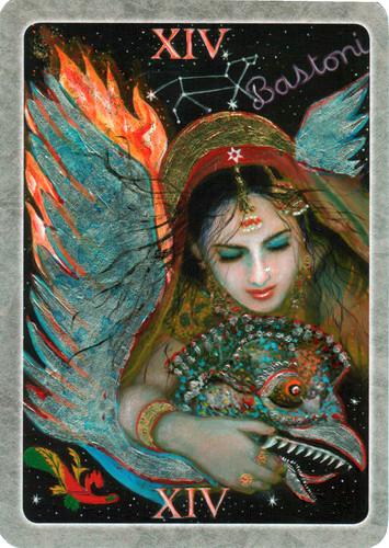 Goddess of Wands
