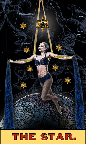 Tarot of the Zirkus Mägi -- the Star