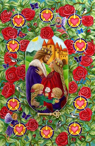 August 2014 Tarot Scopes Featuring The Star Tarot