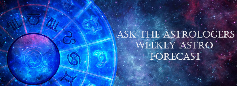Weekly Astrology Forecast -- Jun 24, 2019 - Jun 30, 2019