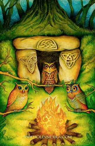 Three of Stones