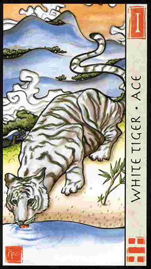White Tiger Ace