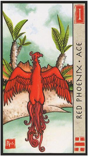 Red Phoenix Ace