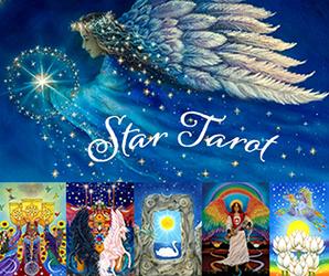 star-tarot-set