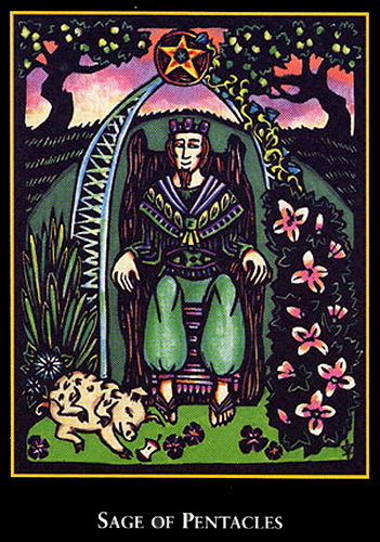 Sage of Pentacles